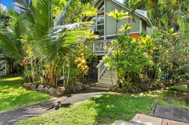 45-180 Mahalani Place #36, Kaneohe, HI 96744 (MLS #202029432) :: Keller Williams Honolulu