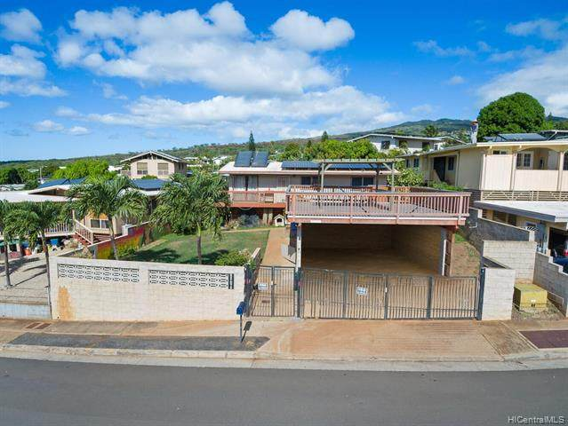 92-670 Nohona Street, Kapolei, HI 96707 (MLS #202029433) :: The Ihara Team