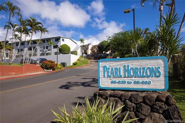 98-630 Moanalua Loop #317, Aiea, HI 96701 (MLS #202029474) :: Keller Williams Honolulu