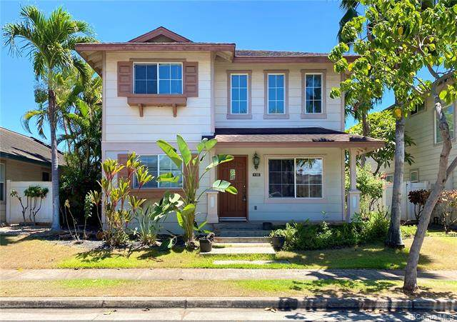 91-1013 Kaiopua Street, Ewa Beach, HI 96706 (MLS #202029481) :: The Ihara Team