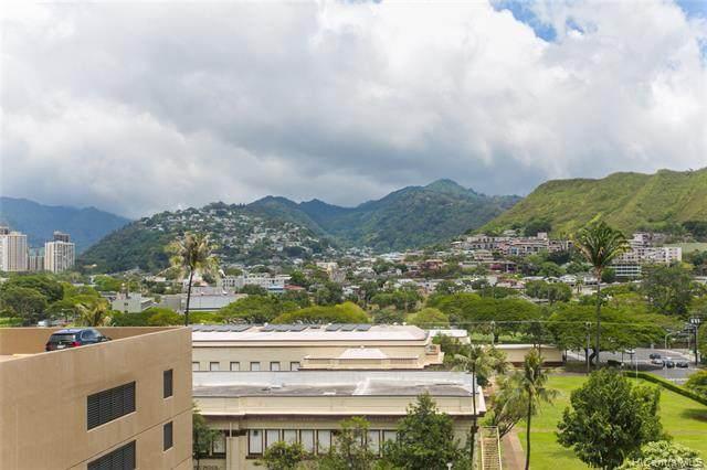 1200 Queen Emma Street #812, Honolulu, HI 96813 (MLS #202029504) :: LUVA Real Estate