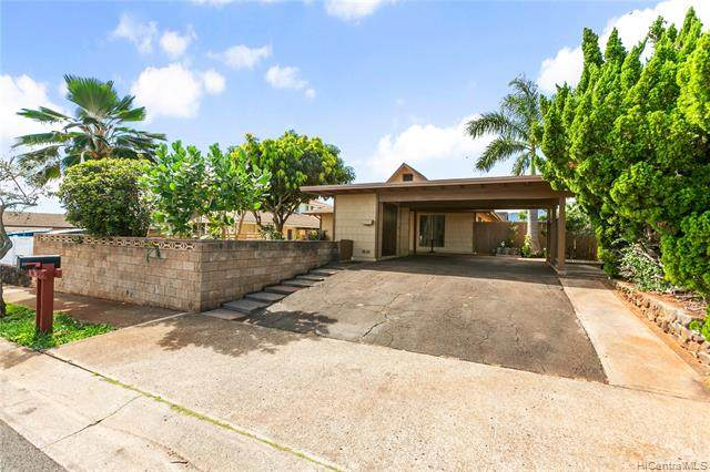 94-457 Kauopua Street, Mililani, HI 96789 (MLS #202029521) :: The Ihara Team