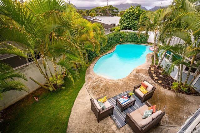 183 Makawao Street, Kailua, HI 96734 (MLS #202029528) :: Barnes Hawaii
