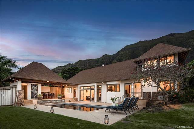 84-1300 Maunaolu Street, Waianae, HI 96792 (MLS #202029568) :: Corcoran Pacific Properties