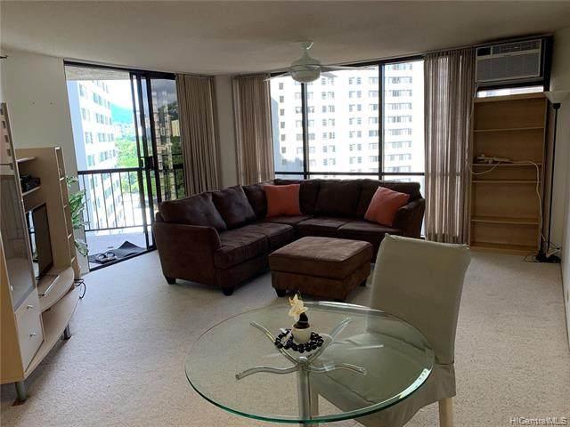 60 N Beretania Street #1506, Honolulu, HI 96817 (MLS #202029609) :: Keller Williams Honolulu