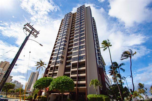 320 Liliuokalani Avenue #604, Honolulu, HI 96815 (MLS #202029625) :: Island Life Homes
