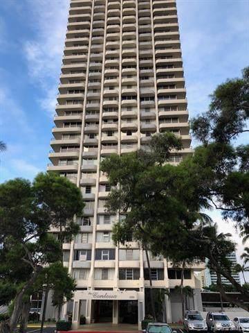 2825 S King Street #502, Honolulu, HI 96826 (MLS #202029631) :: Keller Williams Honolulu