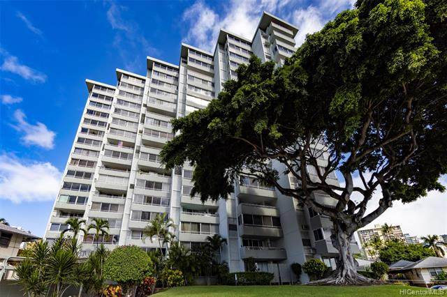 1400 Pensacola Street #204, Honolulu, HI 96822 (MLS #202029643) :: The Ihara Team