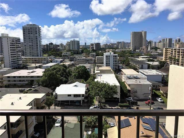 1571 Piikoi Streets #902, Honolulu, HI 96822 (MLS #202029658) :: The Ihara Team