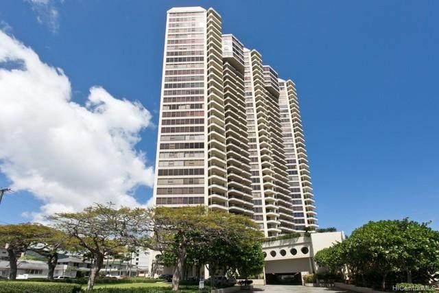 1221 Victoria Street #1005, Honolulu, HI 96814 (MLS #202029668) :: The Ihara Team