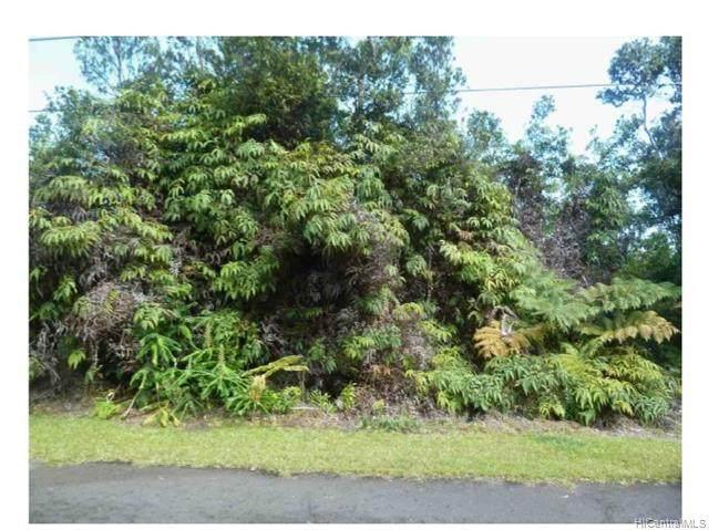 Lot 1716 Pa Alii Street Lot 1716, Volcano, HI 96785 (MLS #202029683) :: Hawai'i Life