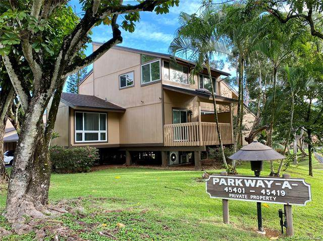 45-401 Mokulele Drive #32, Kaneohe, HI 96744 (MLS #202029696) :: Keller Williams Honolulu