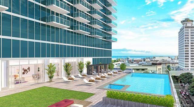 641 Keeaumoku Street #1302, Honolulu, HI 96814 (MLS #202029734) :: Barnes Hawaii
