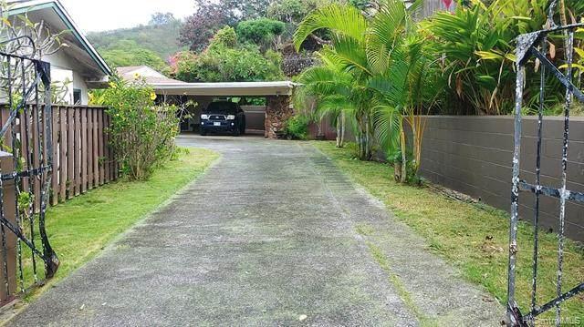44-701 Nanamoana Place, Kaneohe, HI 96744 (MLS #202029766) :: Hawai'i Life