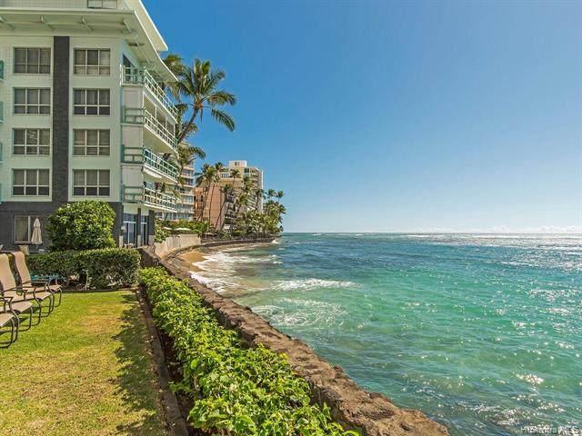 2957 Kalakaua Avenue Ph-607, Honolulu, HI 96815 (MLS #202029769) :: The Ihara Team