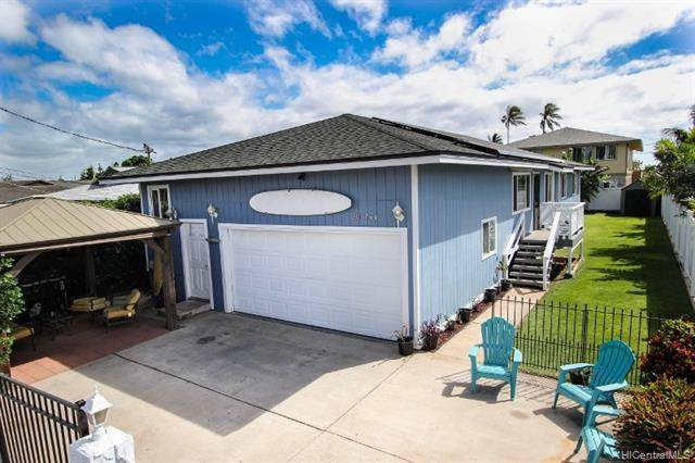 91-271 Fort Weaver Road, Ewa Beach, HI 96706 (MLS #202029797) :: The Ihara Team