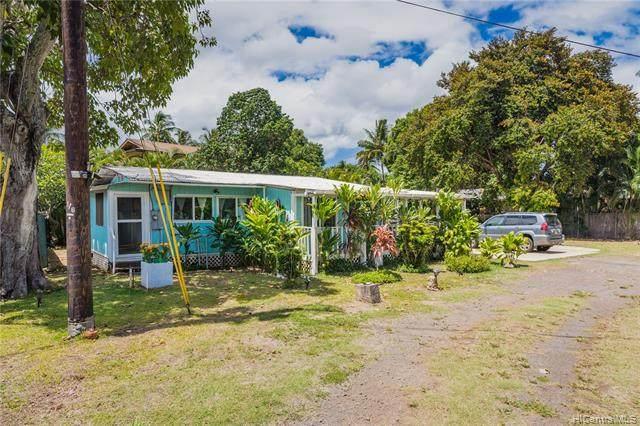 66-342A Aukai Lane #1, Haleiwa, HI 96712 (MLS #202029830) :: Keller Williams Honolulu