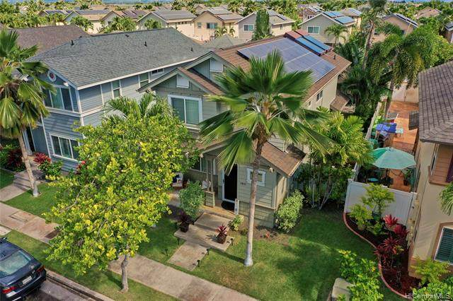 91-1023 Kaihi Street, Ewa Beach, HI 96706 (MLS #202029852) :: The Ihara Team