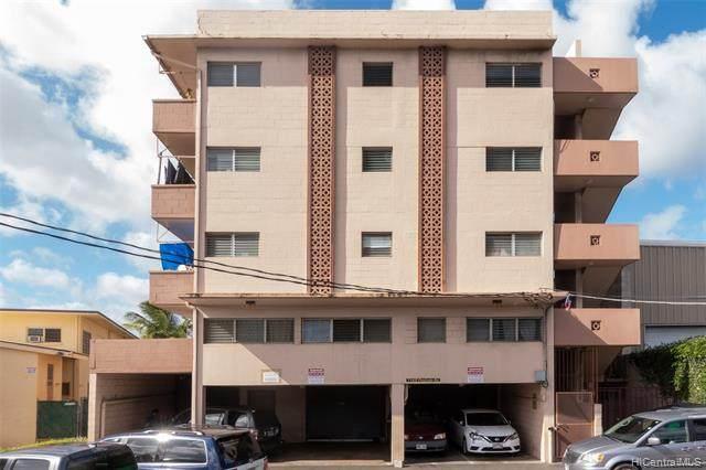 712 Puuhale Road, Honolulu, HI 96819 (MLS #202029857) :: Keller Williams Honolulu