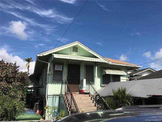 1830 Kahanu Street, Honolulu, HI 96819 (MLS #202029867) :: Team Lally
