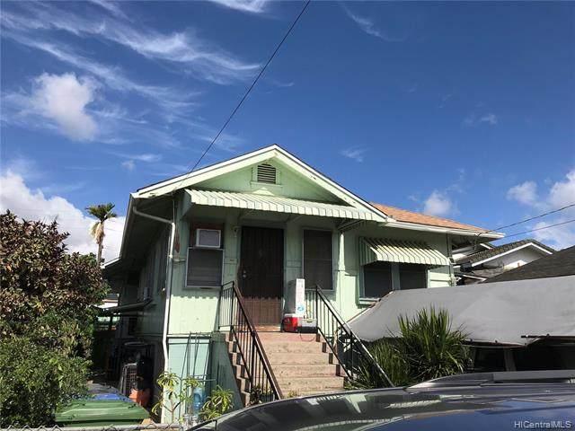 1830 Kahanu Street, Honolulu, HI 96819 (MLS #202029867) :: Barnes Hawaii