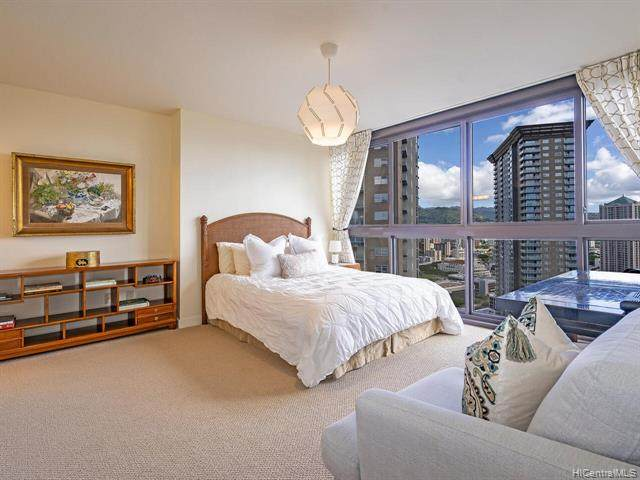 600 Queen Street #3201, Honolulu, HI 96813 (MLS #202029877) :: The Ihara Team