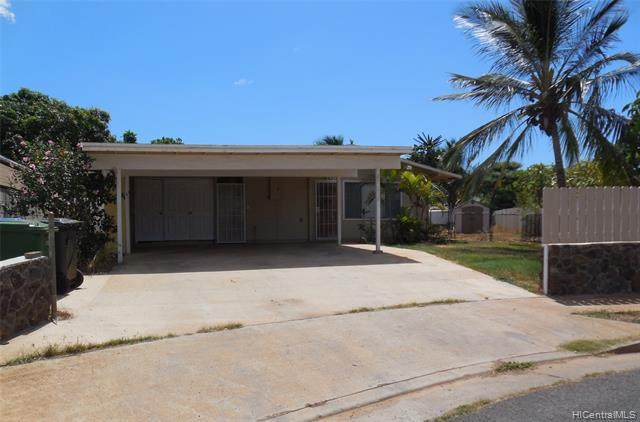 87-210 Kipahulu Place, Waianae, HI 96792 (MLS #202029892) :: Island Life Homes