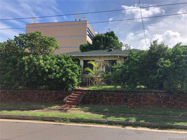 1049 12th Avenue, Honolulu, HI 96816 (MLS #202029913) :: The Ihara Team