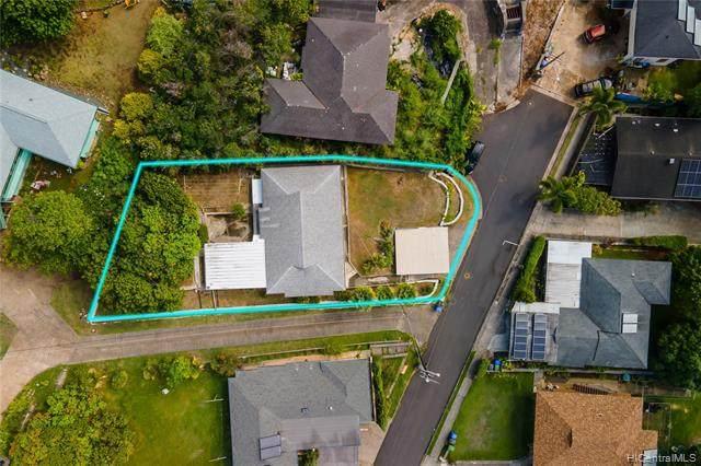 5428 Paniolo Place, Honolulu, HI 96821 (MLS #202029917) :: Keller Williams Honolulu