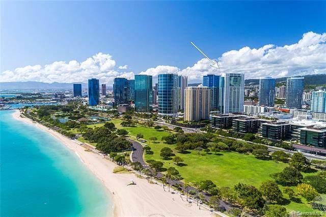 88 Piikoi Street #2611, Honolulu, HI 96814 (MLS #202029940) :: Keller Williams Honolulu