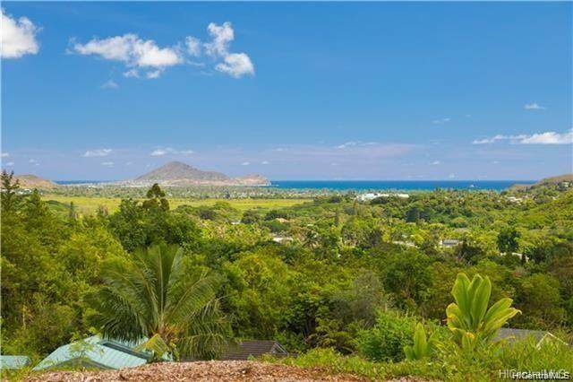 0 Lopaka Place Lot 6, Kailua, HI 96734 (MLS #202029947) :: Corcoran Pacific Properties