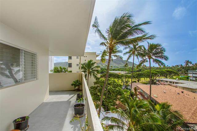 2609 Ala Wai Boulevard #705, Honolulu, HI 96815 (MLS #202029953) :: Keller Williams Honolulu