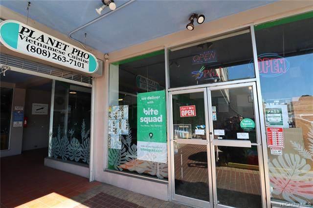 43 Oneawa Street #3, Kailua, HI 96734 (MLS #202029958) :: Hawai'i Life