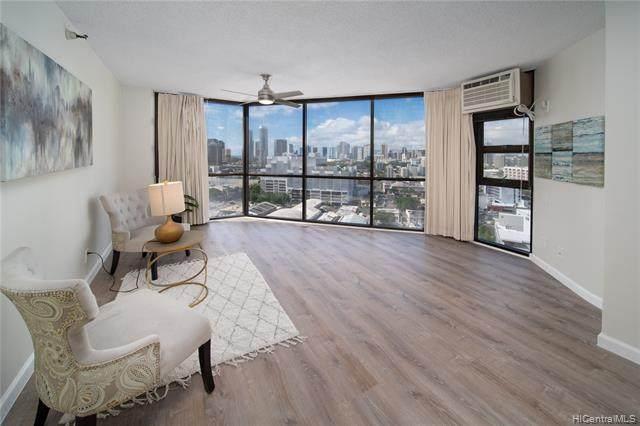 930 Kaheka Street #1702, Honolulu, HI 96814 (MLS #202029964) :: LUVA Real Estate