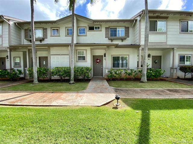 91-1037 Keoneula Boulevard C4, Ewa Beach, HI 96706 (MLS #202030004) :: The Ihara Team