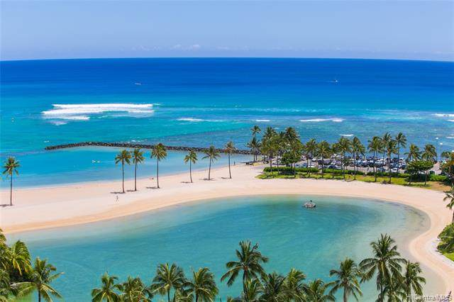 1777 Ala Moana Boulevard #1434, Honolulu, HI 96815 (MLS #202030010) :: The Ihara Team