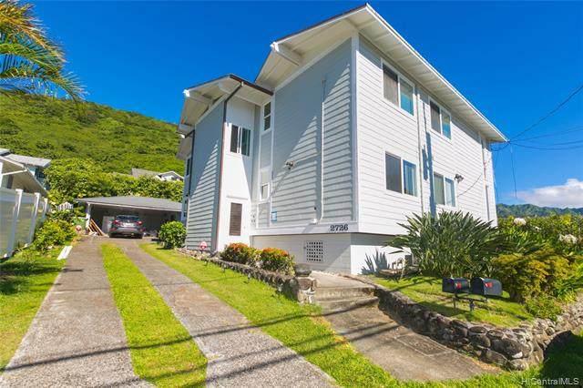 2726 Manoa Road, Honolulu, HI 96822 (MLS #202030012) :: The Ihara Team
