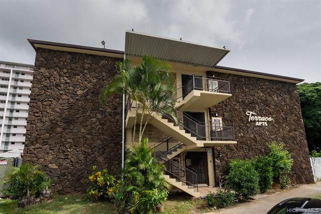 2450 Date Street #4, Honolulu, HI 96826 (MLS #202030042) :: Keller Williams Honolulu