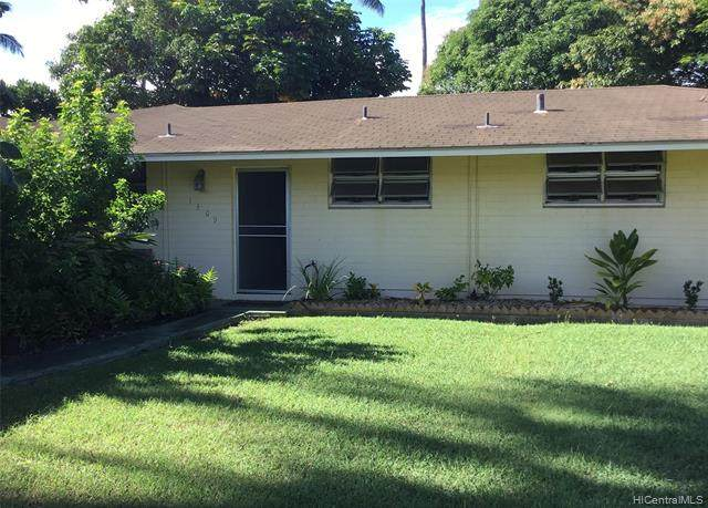 1309 Kainui Drive, Kailua, HI 96734 (MLS #202030061) :: The Ihara Team