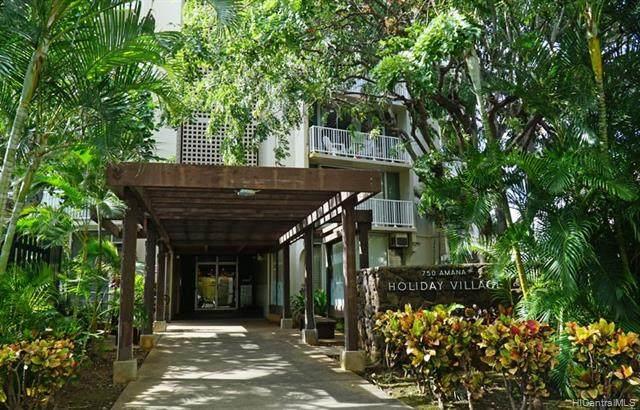 750 Amana Street #410, Honolulu, HI 96814 (MLS #202030094) :: The Ihara Team