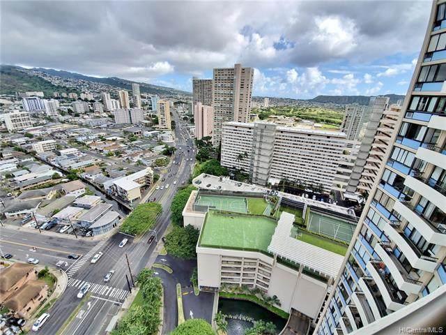 2333 Kapiolani Boulevard #2605, Honolulu, HI 96826 (MLS #202030097) :: The Ihara Team