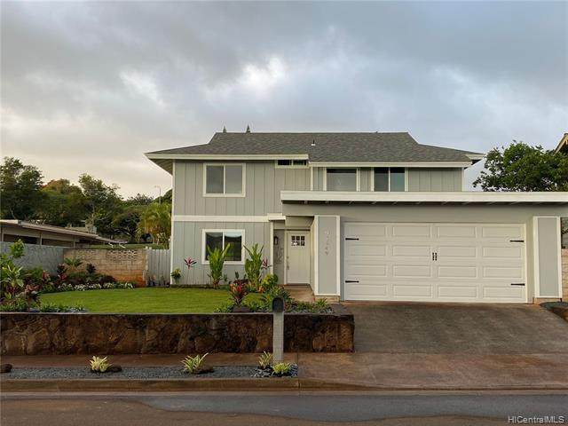 94-549 Holaniku Street, Mililani, HI 96789 (MLS #202030105) :: The Ihara Team