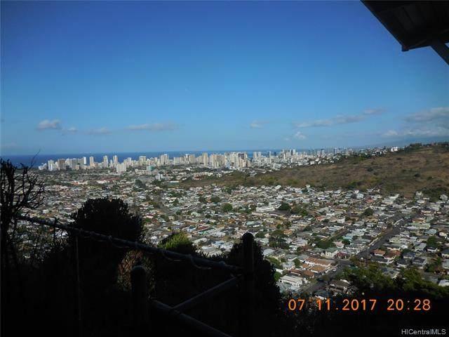 4337 Lanihale Place, Honolulu, HI 96816 (MLS #202030134) :: Keller Williams Honolulu