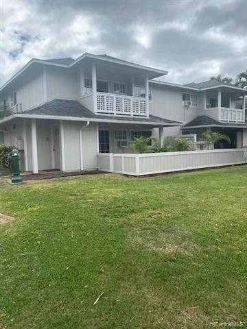 91-1020D Makaaloa Street 6D, Ewa Beach, HI 96706 (MLS #202030135) :: Keller Williams Honolulu