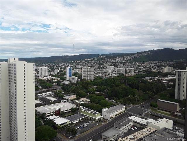 55 S Kukui Street D3107, Honolulu, HI 96813 (MLS #202030137) :: Keller Williams Honolulu