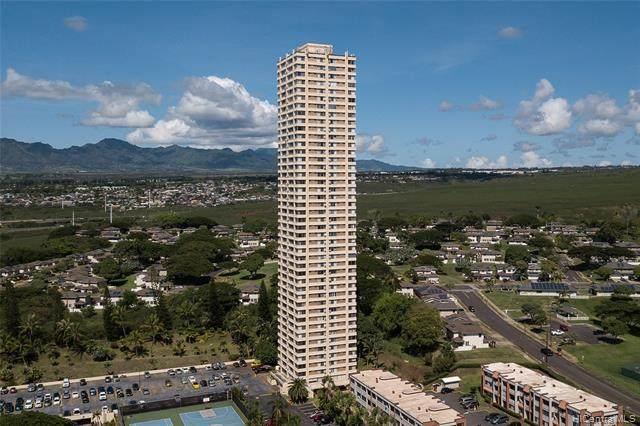 1060 Kamehameha Highway 602B, Pearl City, HI 96782 (MLS #202030182) :: The Ihara Team