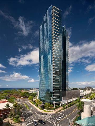 1118 Ala Moana Boulevard #3600, Honolulu, HI 96814 (MLS #202030215) :: Hawai'i Life