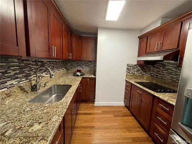 1610 Kanunu Street #604, Honolulu, HI 96814 (MLS #202030224) :: LUVA Real Estate