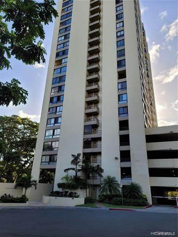 55 S Judd Street #2102, Honolulu, HI 96817 (MLS #202030226) :: The Ihara Team