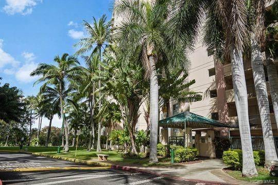 3054 Ala Poha Place #1709, Honolulu, HI 96818 (MLS #202030237) :: Barnes Hawaii